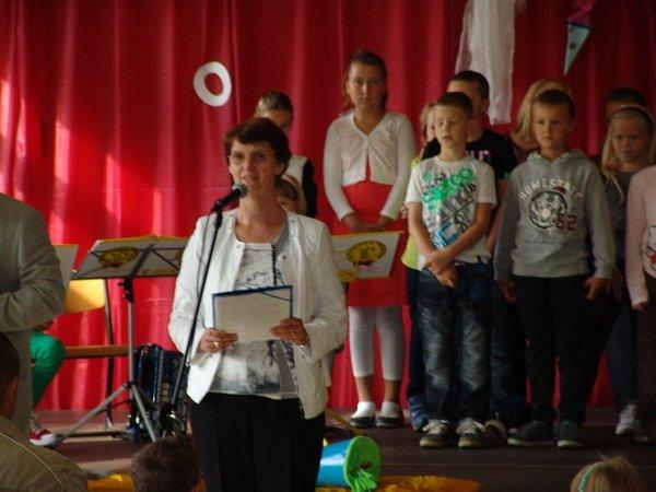 Kleine Grundschule Blumenthal - Einschulung 2014-15 - 1
