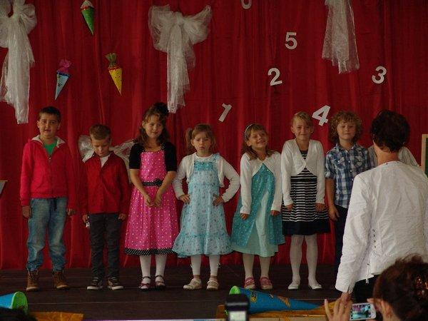 Kleine Grundschule Blumenthal - Einschulung 2014-15 - 3