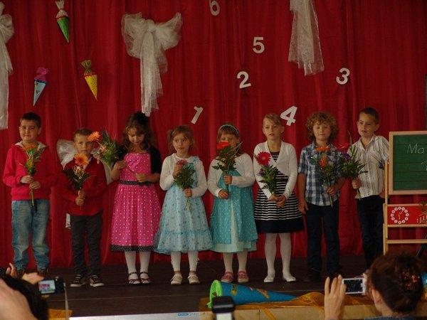 Kleine Grundschule Blumenthal - Einschulung 2014-15 - 4