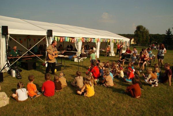 Erstes Indianerfest Gemeinde Heiligengrabe 2014 - 2