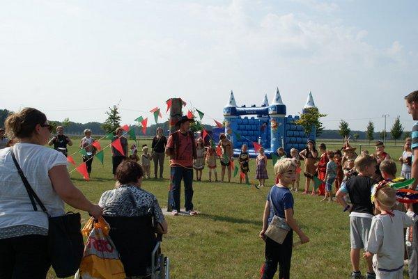 Erstes Indianerfest Gemeinde Heiligengrabe 2014 - 4