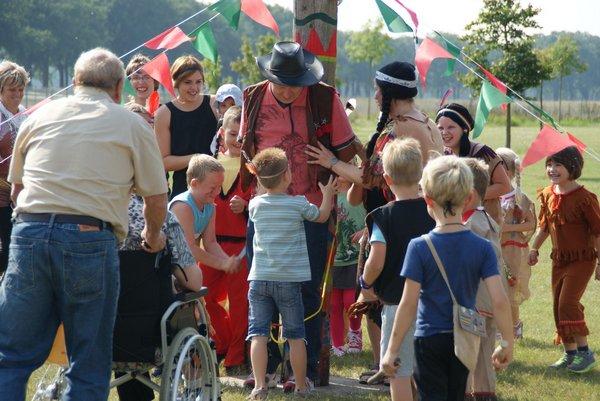 Erstes Indianerfest Gemeinde Heiligengrabe 2014 - 5