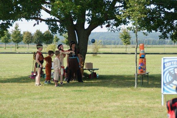 Erstes Indianerfest Gemeinde Heiligengrabe 2014 - 6