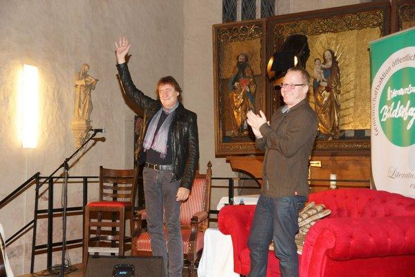 3-MASCHINE Kloster Heiligengrabe Oktober 2014