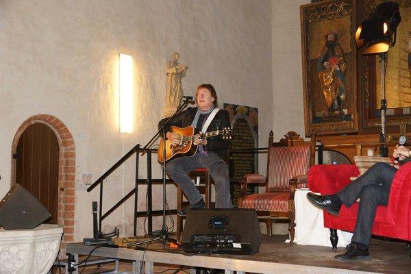 8-MASCHINE Kloster Heiligengrabe Oktober 2014