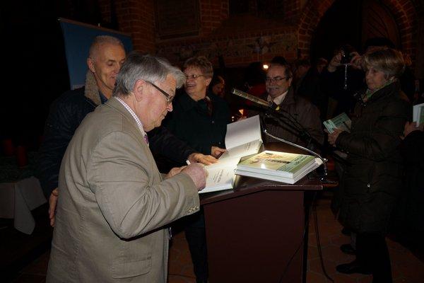 1 - Heiligengrabe-Buch Präsentation Dezember 2014 - Kloster Stift