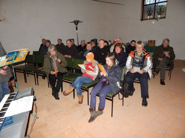 3 - Adventslesung Kapelle Horst 2014