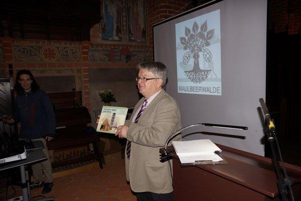 3 - Heiligengrabe-Buch Präsentation Dezember 2014 - Kloster Stift