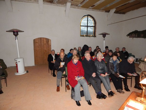 4 - Adventslesung Kapelle Horst 2014