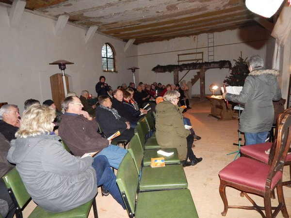 5 - Adventslesung Kapelle Horst 2014