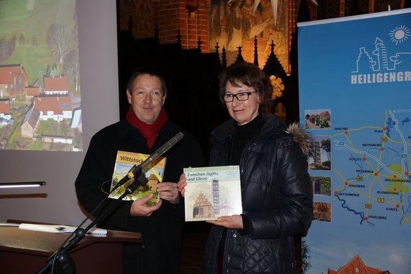 5 - Heiligengrabe-Buch Präsentation Dezember 2014 - Kloster Stift