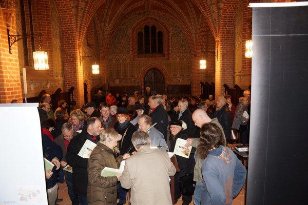 6 - Heiligengrabe-Buch Präsentation Dezember 2014 - Kloster Stift