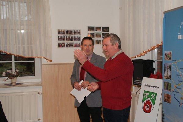 1 - Heiligengraber Neujahrstreff 2015 - Wernikow