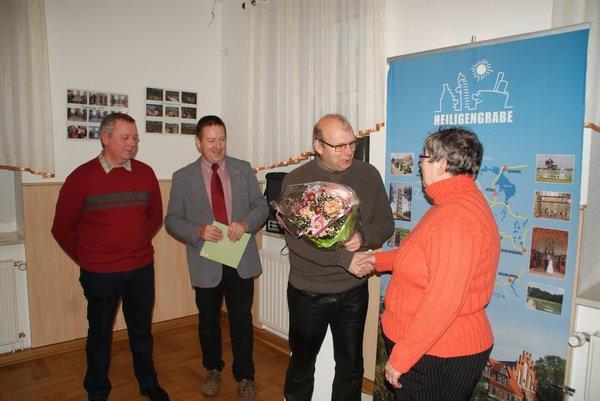 4 - Heiligengraber Neujahrstreff 2015 - Wernikow