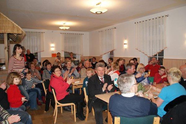5 - Heiligengraber Neujahrstreff 2015 - Wernikow