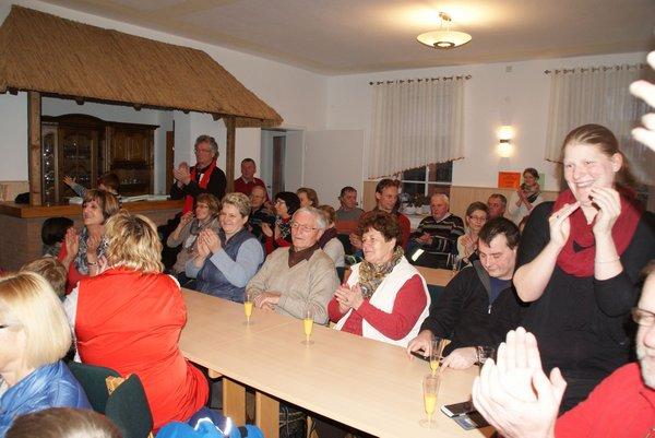 8 - Heiligengraber Neujahrstreff 2015 - Wernikow