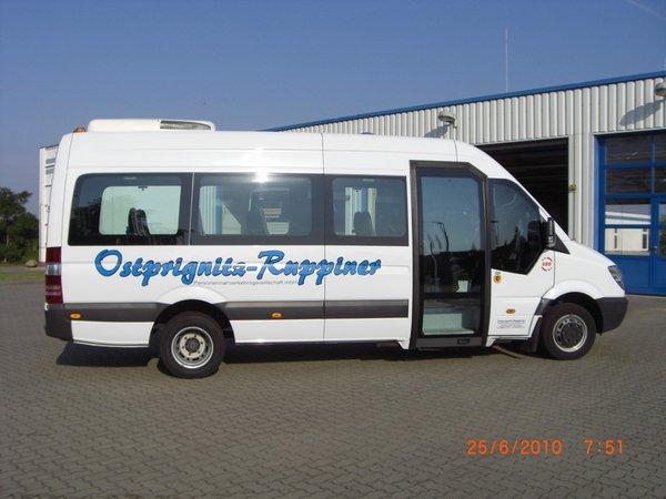 Sprinter PV 100 Rechts