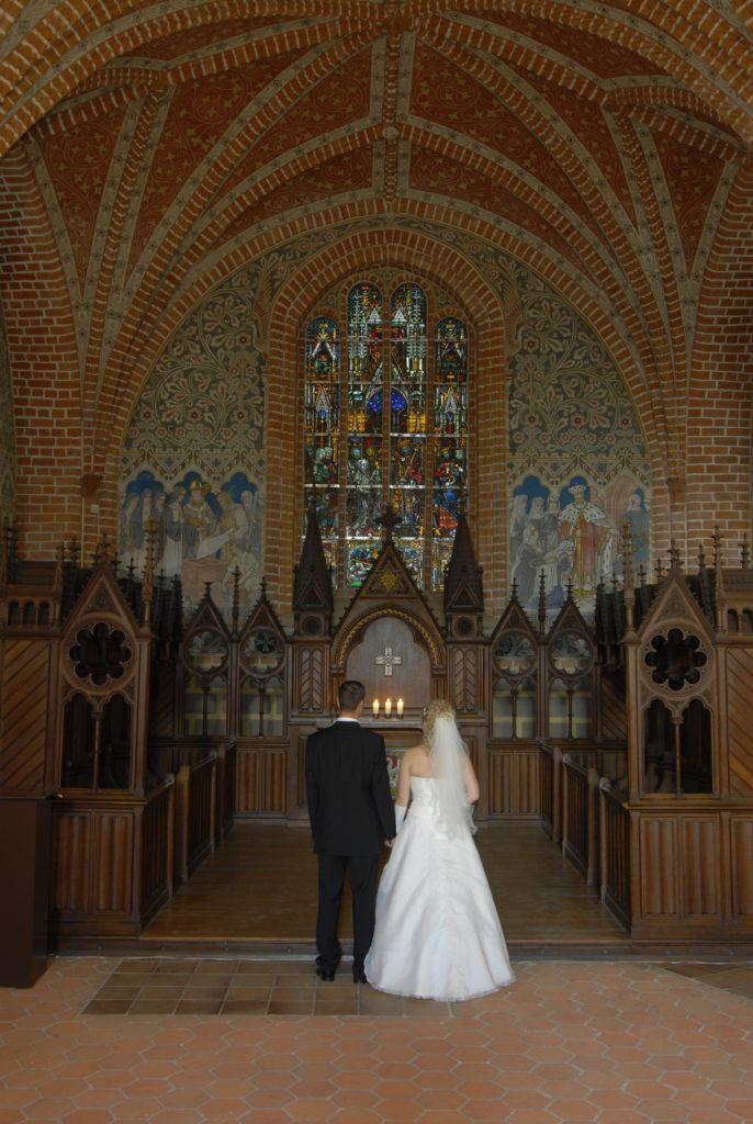Heiraten im Klosterstift Heiligengrabe
